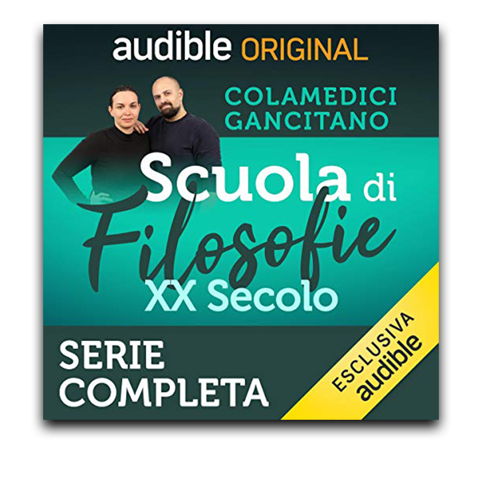 Scuola di Filosofie - Audible Original - Tlon